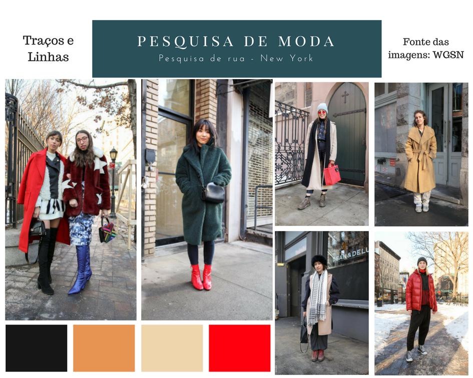 pesquisa de moda